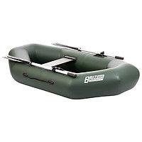 Лодка 'Бриз 220', цвет зелёный