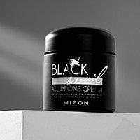 Крем с экстрактом черной улитки MIZON Black Snail All In One Cream, 75 мл
