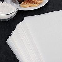 Бумага для выпечки, профессиональная, 40x60 cм Nordic EB Golden, 500 листов, силиконизированная