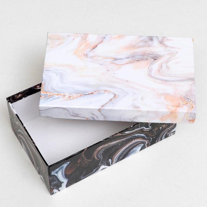 Набор коробок 10 в 1 'Текстуры-2', 30,5 х 20 х 13 - 12 х 6,5 х 4 см - фото 3
