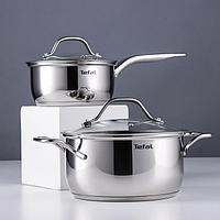 Набор посуды Intuition, 2 предмета ковш 1,3 л, кастрюля 2,9 л