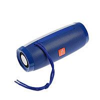 Портативная колонка SK1023BE, microSD/USB, Bluetooth 5.0, 10 Вт, 1200 мАч, синяя