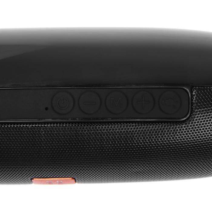 Портативная колонка SK1012BK, microSD/USB, Bluetooth 5.0, 10 Вт, 1200 мАч, чёрная - фото 2
