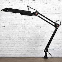 Настольная лампа 1х11вт G23 черный