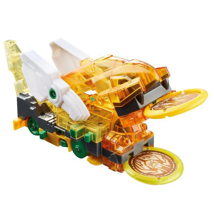 Машинка-трансформер 'Дикие Скричеры. Ta.Бу л6' - фото 2
