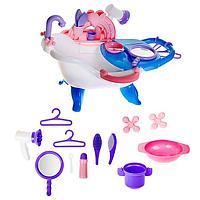 Набор для купания кукол 2 с аксессуарами