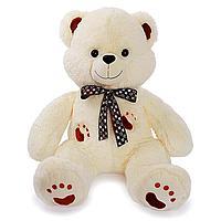 Мягкая игрушка 'Медведь Френк', 90 см, цвет молочный