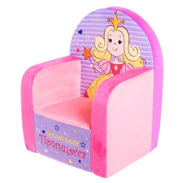 Мягкая игрушка 'Кресло. Принцессы', 53 см - фото 3