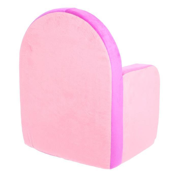 Мягкая игрушка 'Кресло. Принцессы', 53 см - фото 4