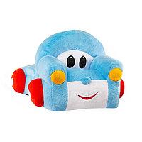 Кресло 'Грузовичок' мягкая игрушка, цвет голубой