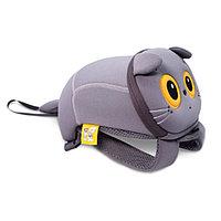 Мягкая игрушка-рюкзак Baby Basik, 22х18х10 см