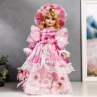 Кукла коллекционная 'Эдита' 40 см