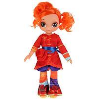 Кукла озвученная 'Сказочный патруль Аленка' 32 см, кэжуал, 15 песен и фраз
