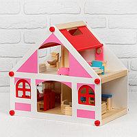Кукольный домик 8,5x40x38 см