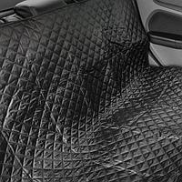 Накидка-гамак для перевозки животных и грузов, оксфорд, черный, 110х130 см