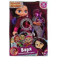 Кукла озвученная 'Варя кэжуал', 32 см, волосы меняют цвет