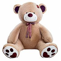 Мягкая игрушка 'Медведь Тони', цвет коричневый, 120 см