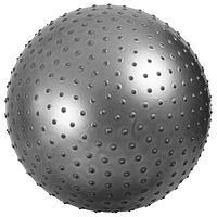 Фитбол, ONLITOP, d55 см, 600 г, массажный, цвета МИКС