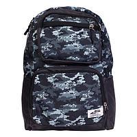 Рюкзак молодёжный, Luris 'Рамон', 41 х 28 х 19 см, эргономичная спинка, 'Камуфляж'