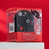 Пузырьковая маска TONYMOLY Tako Pore Bubble Pore Pack для проблемной кожи лица, 65 г
