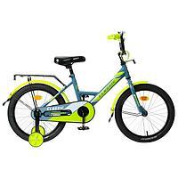 Велосипед 20' Graffiti Classic, цвет серый/лимонный