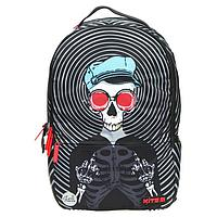 Рюкзак молодёжный эргономичная спинка, Kite 2569, 43.5 х 29.5 х 15, Сity, чёрный