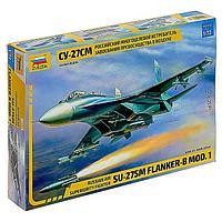 Сборная модель 'Самолет Су-27SM'