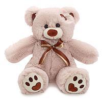Мягкая игрушка 'Медведь Тони' латте, 50 см