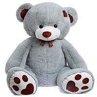 Мягкая игрушка 'Медведь Тони', цвет дымчатый, 200 см
