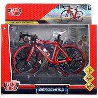 Велосипед металл, модель 17 см