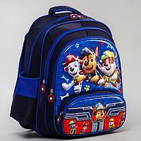 Ранец школьный с жестким карманом