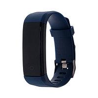 Фитнес-браслет Qumann QSB 11, 0.96', IP67, цветной экран, тёмно-синий