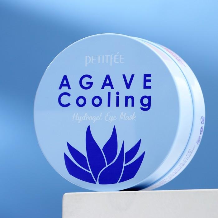 Гидрогелевые патчи Petitfee, с охлаждающим эффектом и экстрактом агавы 60 шт. - фото 2