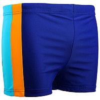 Плавки-шорты взрослые для плавания, размер 52