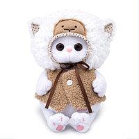 Мягкая игрушка 'Кошечка Ли-Ли Baby' в костюме овечки, 20 см