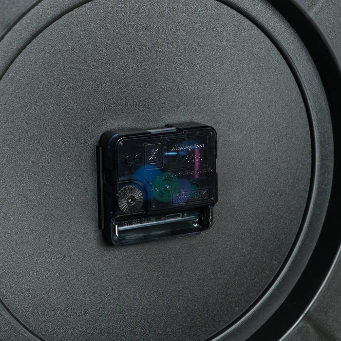 Часы настенные, серия Интерьер, 'Старинная карта' d60 см, дискретный ход - фото 6