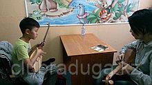 Обучение игре на домбре