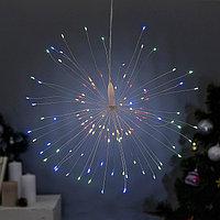 Фигура новогодняя 'Салют', АА*4 (не в компл.), 120 LED, МУЛЬТИ