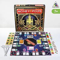 Экономическая игра 'MONEY POLYS. Magic', 7+