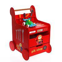 Детская игровая бытовая техника 'Пит-стоп. Кухня' с набором инструментов