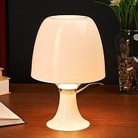 Светильник ночник МТ-002А E14 15Вт белый