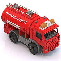 Автомобиль цистерна 'Огнеопасно'