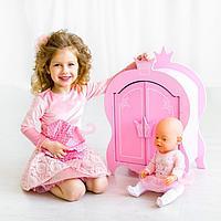 Игрушка детская шкаф из коллекции 'Shining Crown' цвет розовое облако