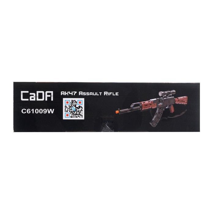 Конструктор модель оружия 'АК-47', 738 деталей - фото 5