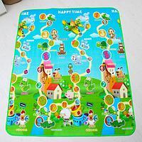 Коврик детский на фольгированной основе 'Весёлый счёт', размер 180х150 см