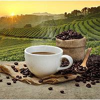 Картина на подрамнике 'Ароматный кофе' 40*40 см