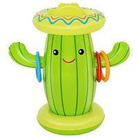 Игрушка надувная Sweet Spiky Cacti, 105 x 60 x 105 см, с распылителем, 52381 Bestway
