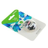 Флешка Smartbuy Wild series, 16 Гб, USB2.0, 'Гиппопотам', чт до 25 Мб/с, зап до 15 Мб/с