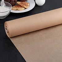 Бумага для выпечки, профессиональная, 38x100 м Nordic EB Golden, силиконизированная
