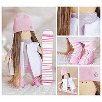 Интерьерная кукла 'Харди', набор для шитья, 18.9 x 22.5 x 2.5 см